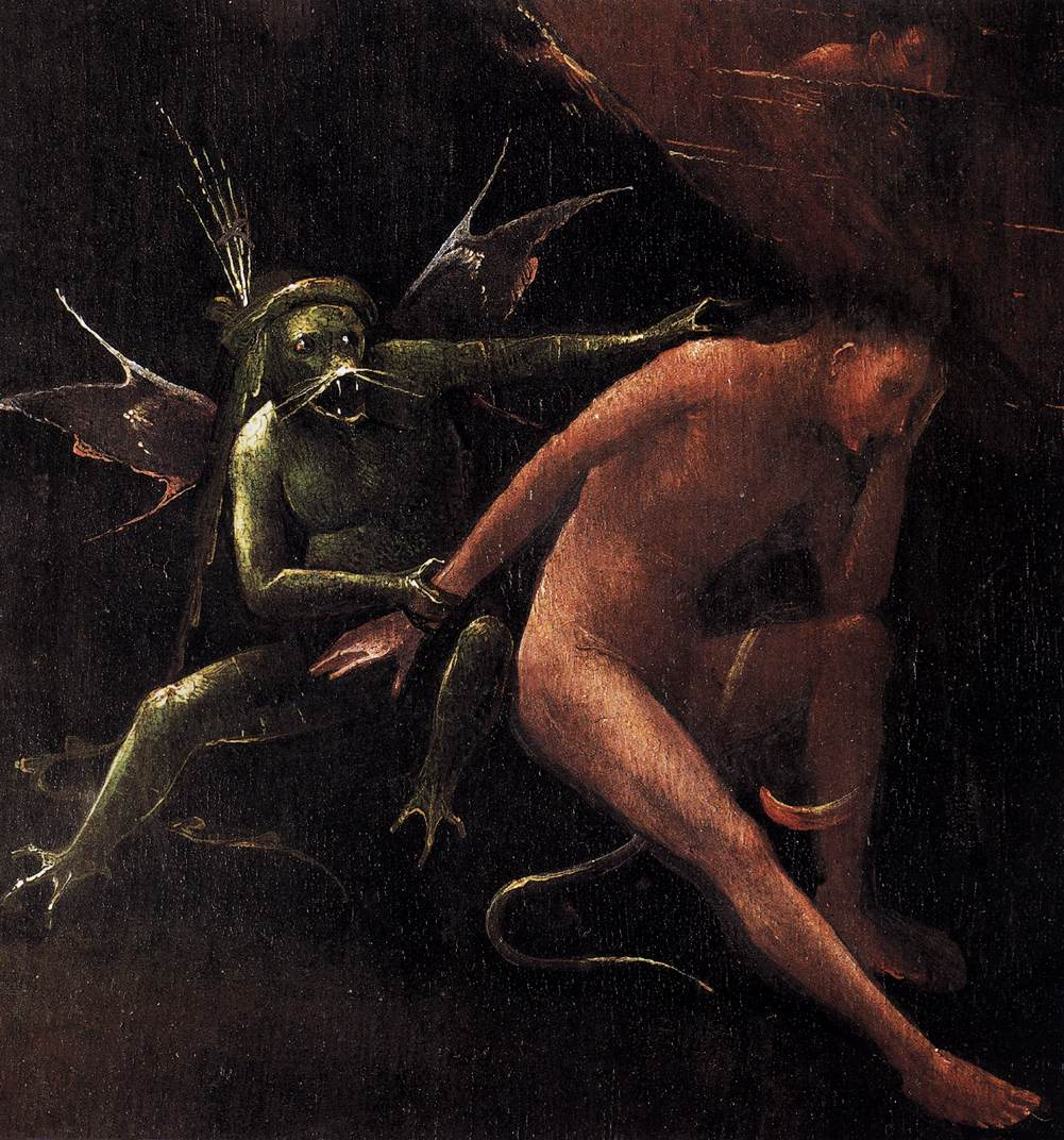 Hell (detail)