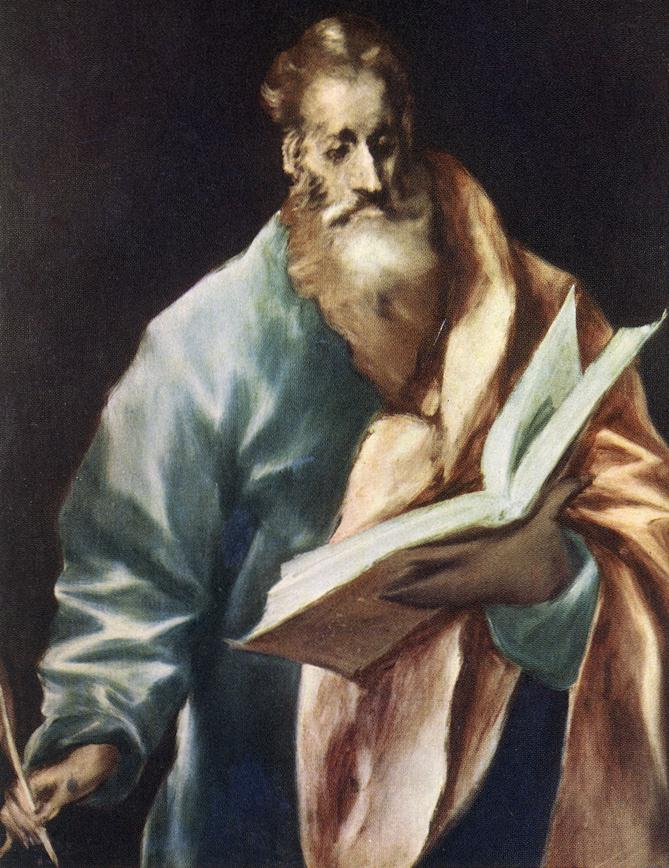 Apostle St Matthew