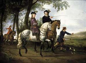 Landscape with a Hunt