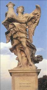 Angel with the Column