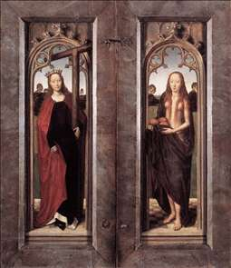 Triptych of Adriaan Reins (closed)