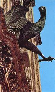 The Eagle: Symbol of St John