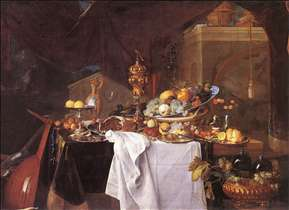 A Table of Desserts