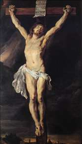 The Crucified Christ