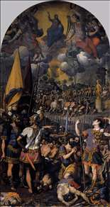 The Martyrdom of St Maurice