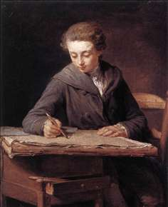 The Young Draughtsman