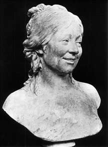 Bust of the Artist's Wife