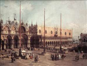 Piazza San Marco: Looking South-East