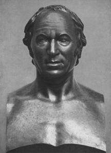 Bust of the Sculptor Martos
