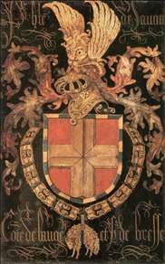 Coat-of-Arms of Philip of Savoy