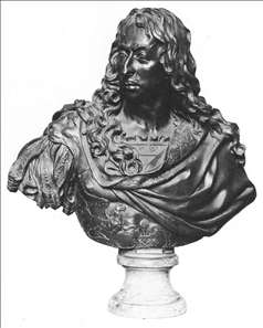 Bust of the Grand Condé
