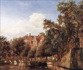 View of the Herengracht, Amsterdam