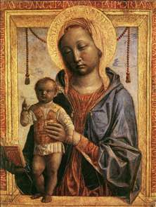 Madonna of the Book