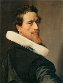 Self-Portrait at the Age of Thirty-Six