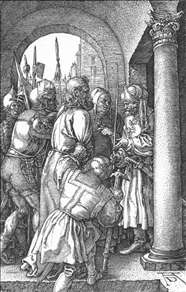 Christ before Pilate (No. 5)