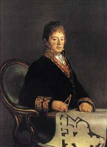 Portrait of Juan Antonio Cuervo