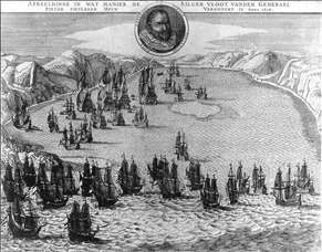 The Capture of the Spanish Silver Fleet