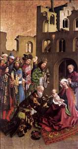 Darmstadt Altarpiece: The Epiphany