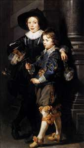Albert and Nicolaas Rubens