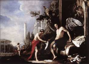 Allegory of Time (Chronos and Eros)
