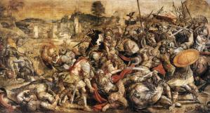 The Battle of the Ticino