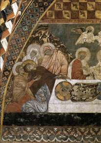 Scenes from the Passion of Christ: Lamentation over the Dead Christ