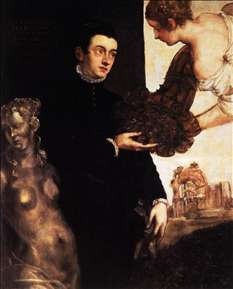 Portrait of Ottavio Strada