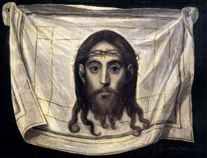 The Veil of St Veronica