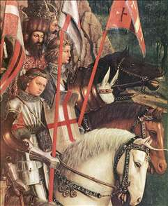 The Ghent Altarpiece: The Soldiers of Christ