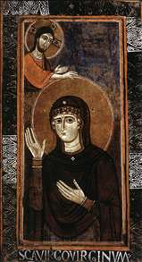 The Madonna as Advocate (Haghiosoritissa)