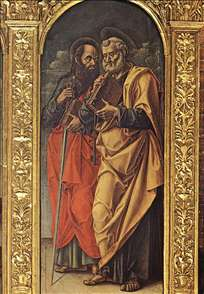 Sts Paul and Peter