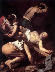 The Crucifixion of Saint Peter