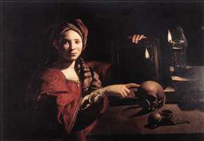 Allegory of the Vanity of Earthly Things