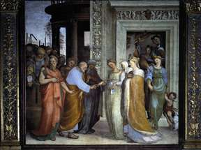 The Betrothal of the Virgin