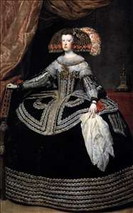 Queen Doña Mariana of Austria
