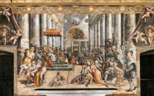 The Donation of Rome