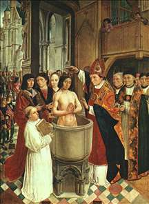 The Baptism of Clovis