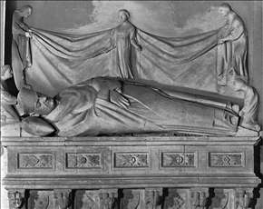 Tomb of Bishop Tommaso d'Andrea