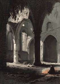 Ruins of the Abbey of Villers