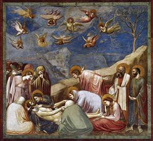 No. 36 Scenes from the Life of Christ: 20. Lamentation (The Mourning of Christ)