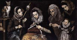 The Family of El Greco