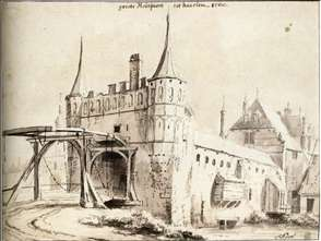 The Rotterdam Gate at Delft