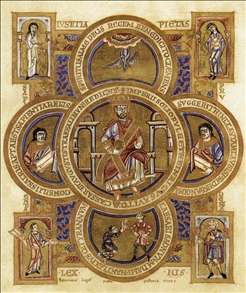 Gospel Book of Henry II