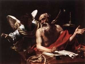 St Jerome and the Angel