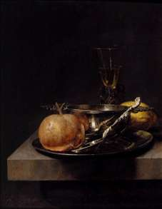 Still-Life with Silver Cup