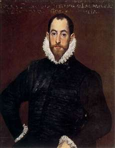 Portrait of a Gentleman from the Casa de Leiva