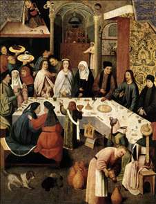 Marriage Feast at Cana