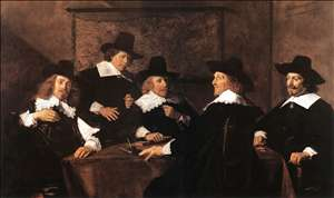 Regents of the St Elizabeth Hospital of Haarlem