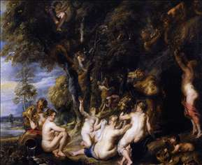 Nymphs and Satyrs