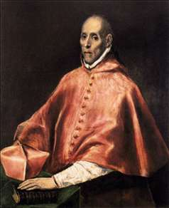 Portrait of Cardinal Tavera